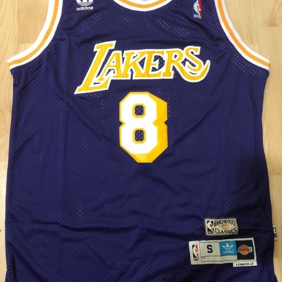 purchase cheap c4f76 39ae4 Kobe Jersey - Purple lakers jersey - vintage kobe Boutique